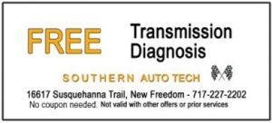 Transmission Diagnosis